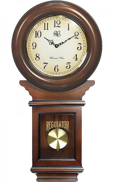 Pendulum Wall Clocks - Key Wound or Quartz? - The Well Made Clock
