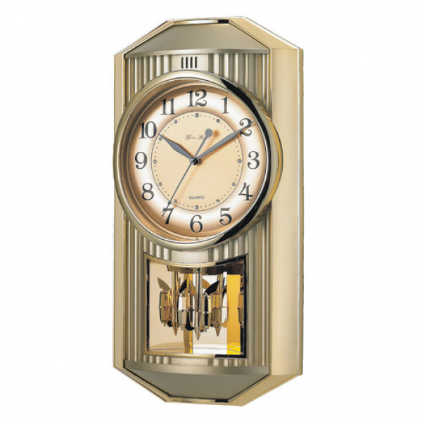 dCOR design Melodies In Motion Wall Clock & Reviews | Wayfair