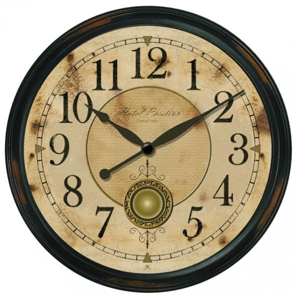 Big Wall Clocks-large_internal_pendulum_wall_clock | County Home