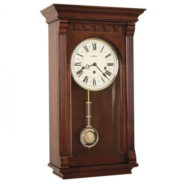 NEW Alcott Wall Clock with Roman Numerals by Howard Miller