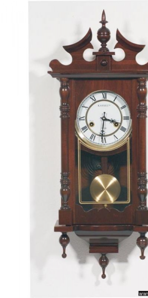 Kassel 31- Day Chiming Wall Clock>>Rose Bay Productions, INC.>>