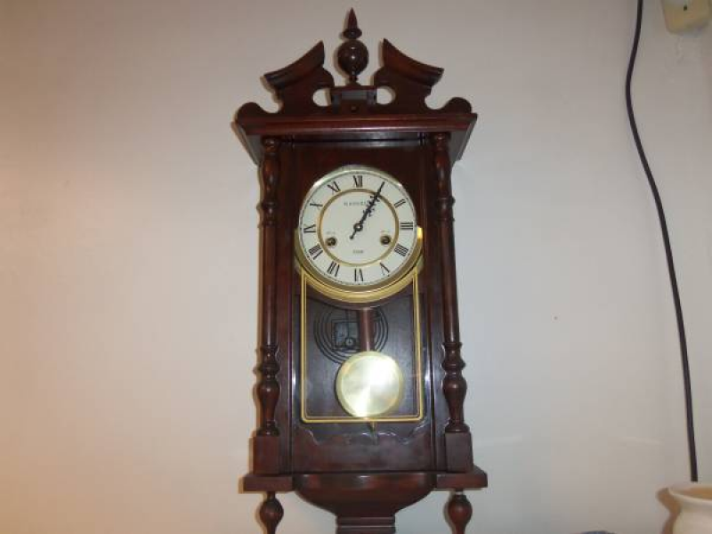 Wall Clock 31 Day Kassel | The Jackpot Antiques & Uniques