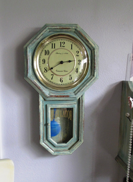 Vintage Pendulum Clock, Sterling & Noble Westminter Chime ...