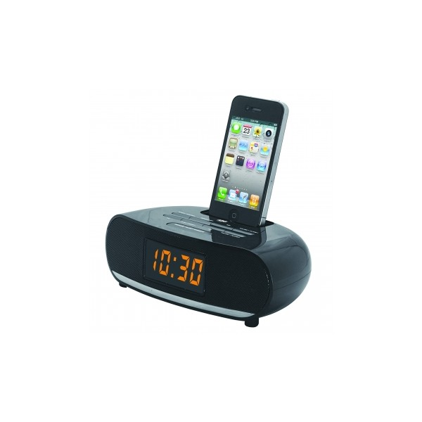 ipod radio alarm clocks radio alarm clocks www top clocks com. Black Bedroom Furniture Sets. Home Design Ideas