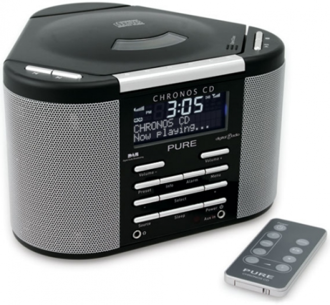 COMPUTER MASALA: Alarm Clock Radio Cd Player