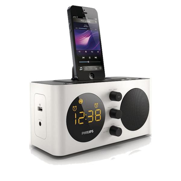 iphone radio alarm clocks radio alarm clocks www top clocks com. Black Bedroom Furniture Sets. Home Design Ideas