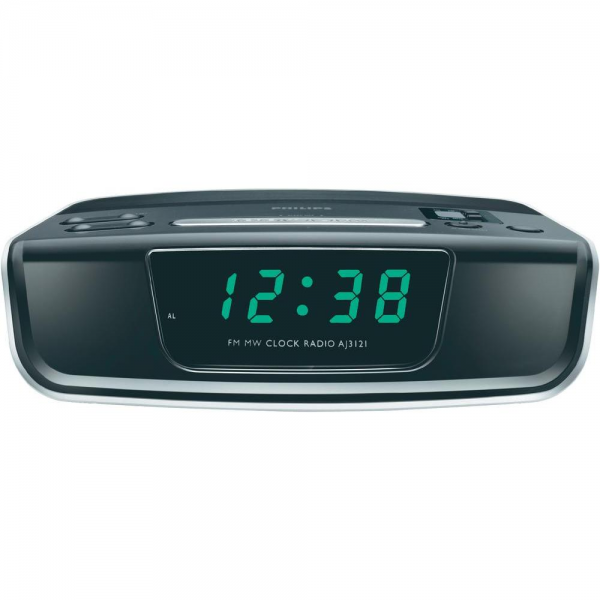 Philips AJ3121 Radio Alarm Clock