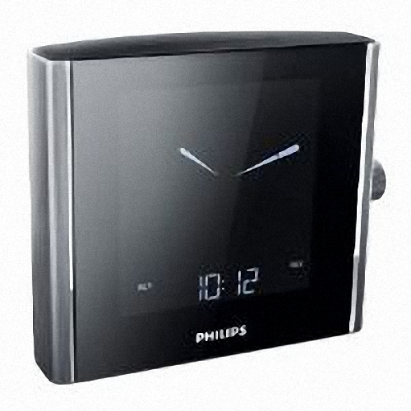 Philips AJ7000 Digital Tuning Clock Radio - C Grade Condition