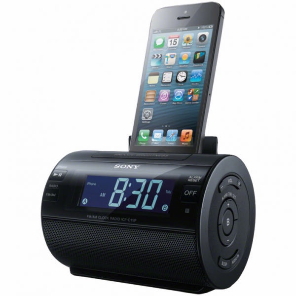 Sony Dock Clock Radio w/ Lightning Connector: $54 shipped | 9to5Toys