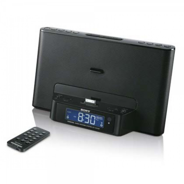 ... Ex-Display Model - Sony All in one dock clock radio for iPod / iPhone