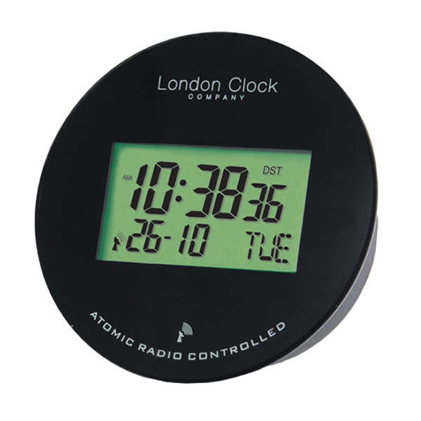 Radio Controlled Digital Alarm Clocks - Radio Controlled Digital Alarm ...