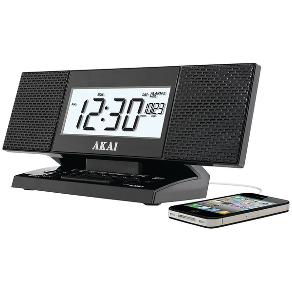 usb radio alarm clocks radio alarm clocks www top clocks com. Black Bedroom Furniture Sets. Home Design Ideas