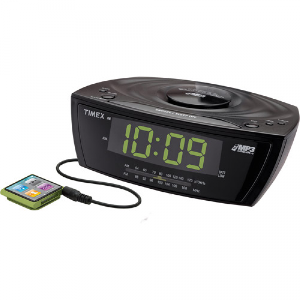 timex radio alarm clocks radio alarm clocks www top clocks com. Black Bedroom Furniture Sets. Home Design Ideas