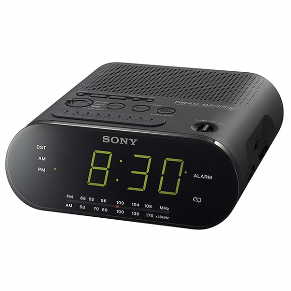 SONY Dream Machine Clock Radio ICFC218B | Target Australia