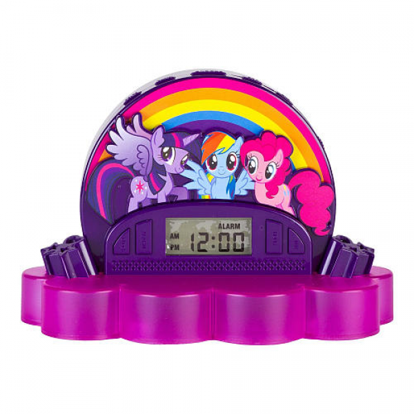 My Little Pony Alarm Clock Radio - Sakar International - ToysRUs