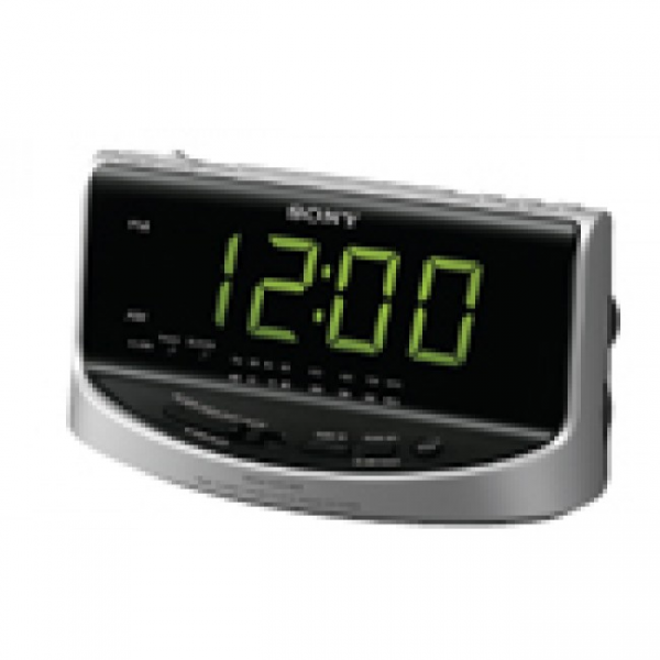 dual radio alarm clocks radio alarm clocks www top clocks com. Black Bedroom Furniture Sets. Home Design Ideas