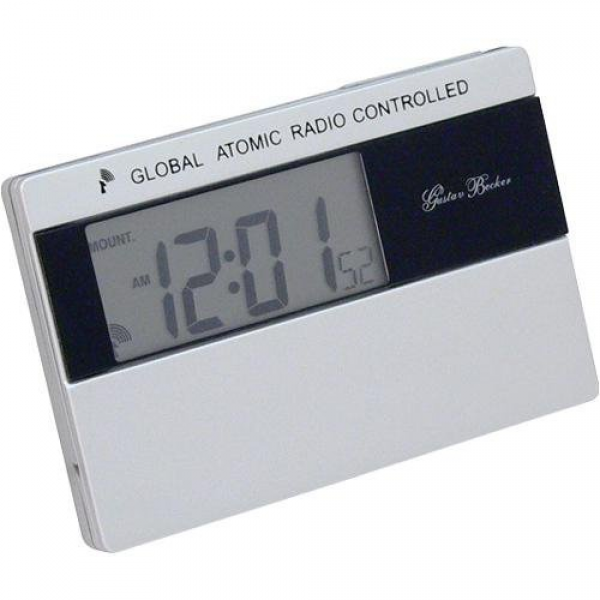 ... Haven Global Atomic Radio Control World Time Travel Alarm Clock | eBay