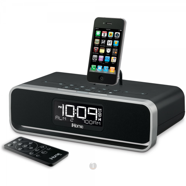 stereo radio alarm clocks radio alarm clocks www top clocks com. Black Bedroom Furniture Sets. Home Design Ideas