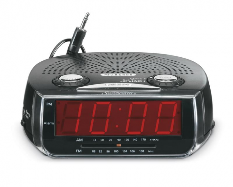 Mercantile International NA, LLC. - Clock Radios