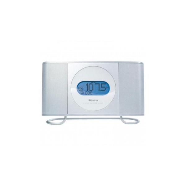 Memorex MC7101 CD Clock Radio with Dual Alarm - TechGriffin.com