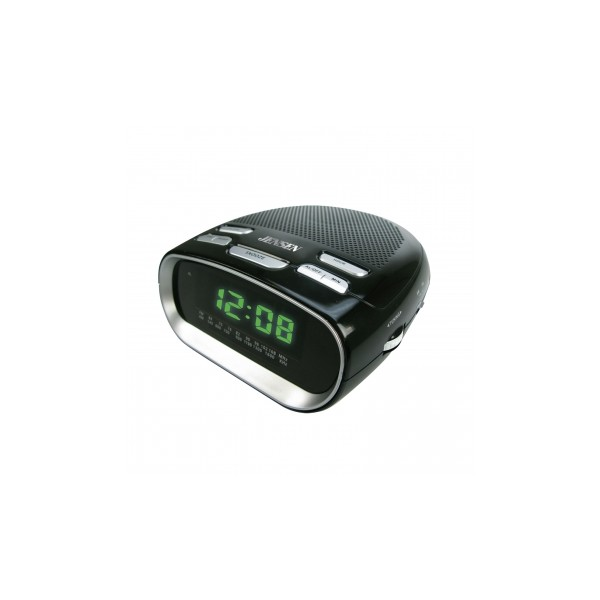 Jensen Phone Charging Dual Alarm Clock Radio - TechGriffin.com