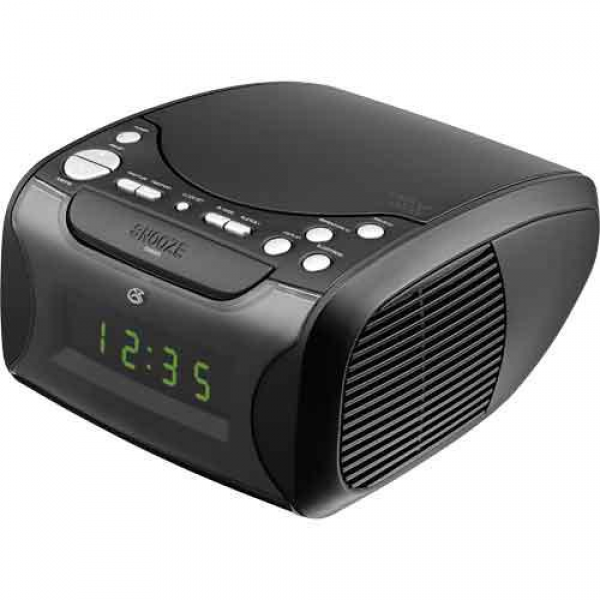 ... AM/FM Radio, Wake To CD, Radio Or Alarm, Battery Backup For Clock And