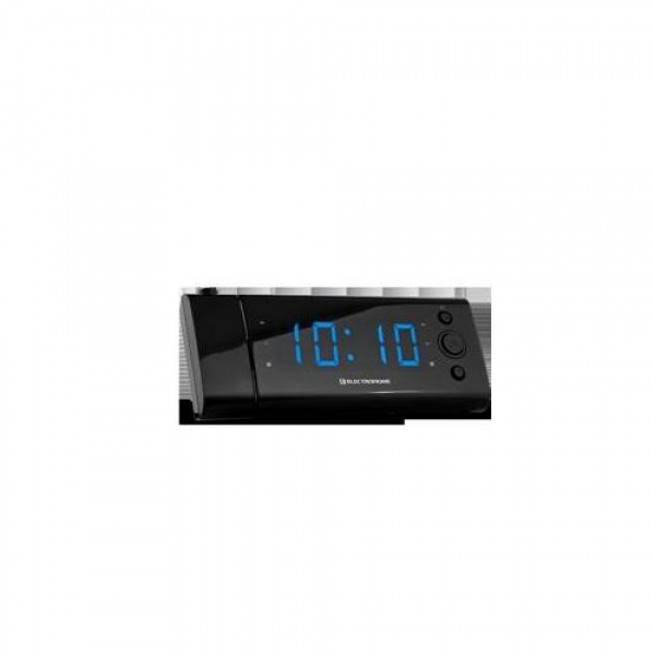Electrohome EAAC475 Electrohome USB Charging Alarm Clock Radio with ...