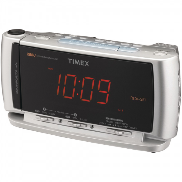 ... TIMEX T740BC DUAL ALARM CLOCK RADIO WITH SOOTHING SOUNDS Supplier