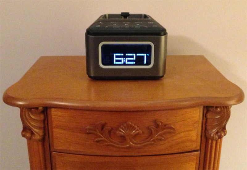 HMDX JAM Zzz Wireless Alarm Clock Review