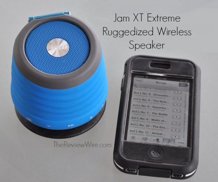 HMDX Audio: Get Sweet Sounds With the Bluetooth Alarm Clock and Jam XT ...