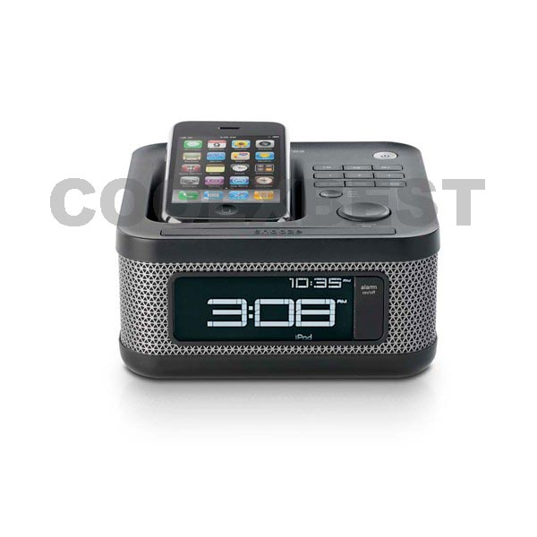 You are bidding for a Refurbished Memorex Alarm Clock Radio for iPod ...