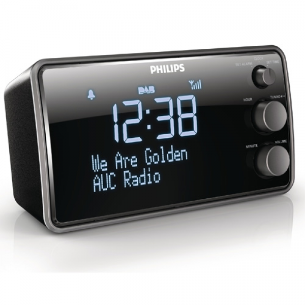 ... AJB3552/05 ALARM DAB CLOCK RADIO LARGE DISPLAY Enlarged Preview