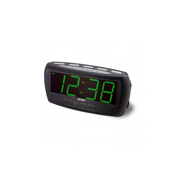 alarm clock am fm radio radio alarm clocks www top clocks com. Black Bedroom Furniture Sets. Home Design Ideas