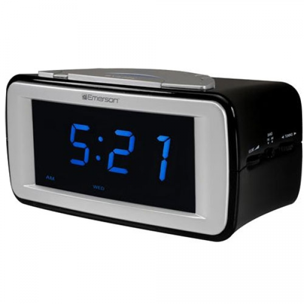 ... AM/FM Clock Radio - CKS9031 - Clock Radios - EMERSON Clock Radios