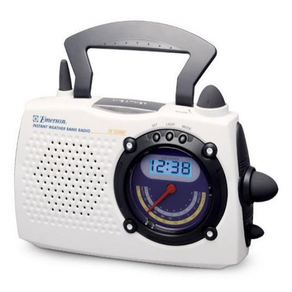 Emerson RP6248 AM/FM/TV Radio - Personal Radios - Product Reviews and ...