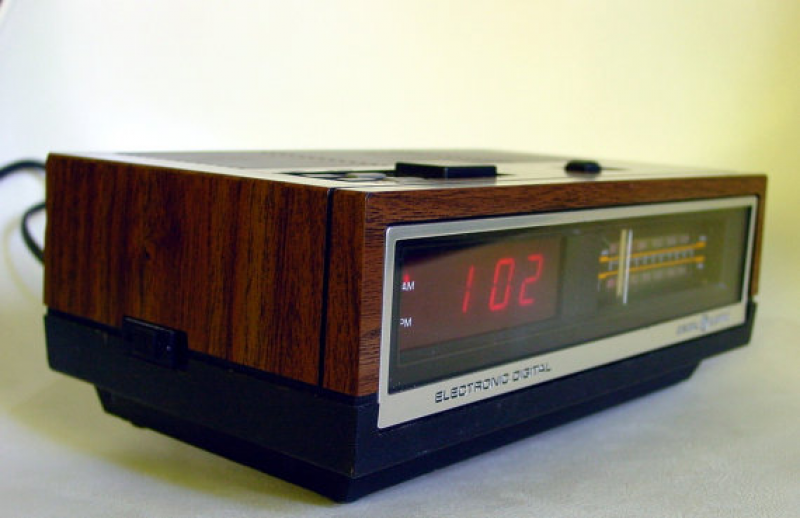 Best of CES: Revenge Of The Alarm Clock Radio