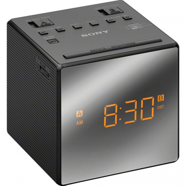 ... Alarm Clock Radio (ICFC1TB) - Black : Clock Radios - Best Buy Canada