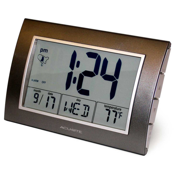 Digital Atomic Clocks for Perfect Time Frame | Best Clock