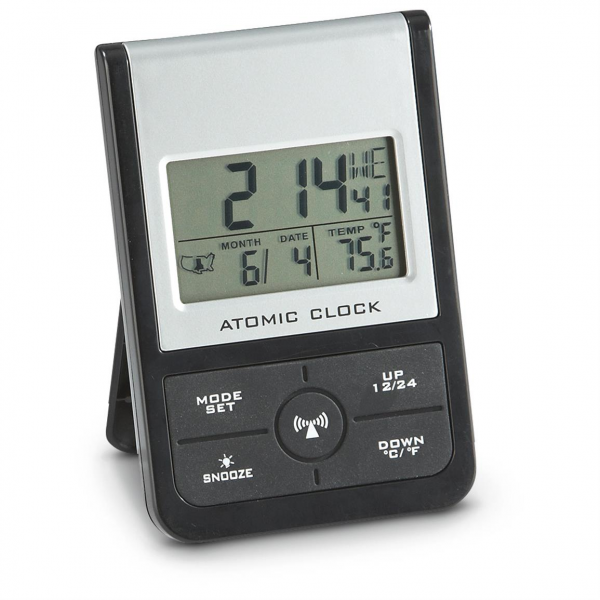 Home / Home & Gifts / Home Decor / Clocks / Atomic Desk Clock