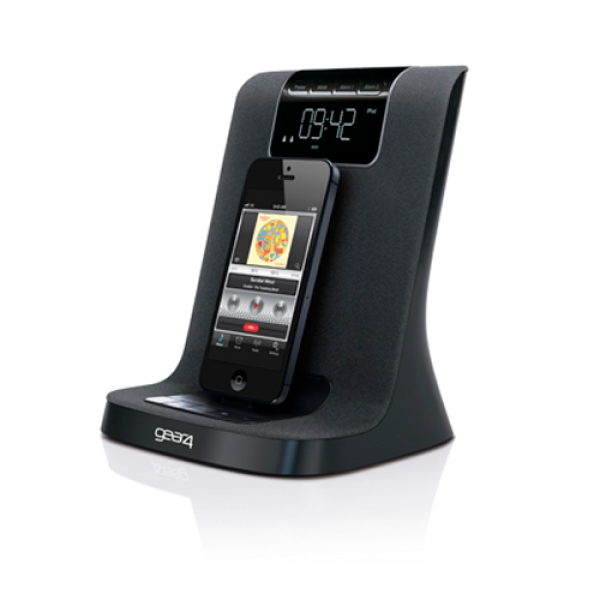 Gear4 intros iPhone 5 alarm clock, speaker dock - MacNN Forums