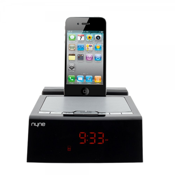 NYNE NYNE N9 ALARM CLOCK SERIES FOR IPHONE IPOD DOCKING STATION by OJ ...