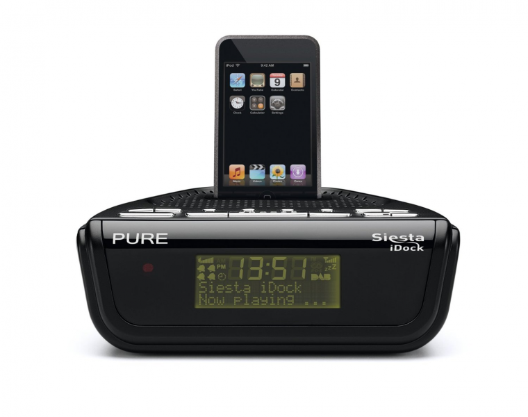 dab radio alarm clock ipod dock reviews grundig dab radio alarm clock dock for iphone and ipod. Black Bedroom Furniture Sets. Home Design Ideas