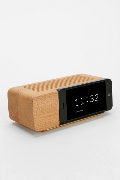 AREAWARE iPhone 5/5s Alarm Clock Dock - Urban Outfitters