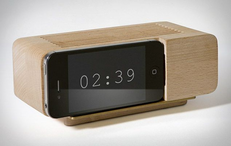 Iphone Dock Alarm Clock | Products | Pinterest