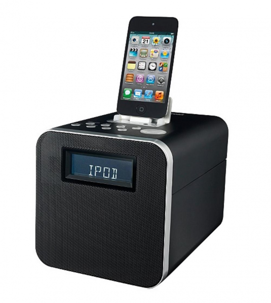 Polaroid Clock Radio Docking Station for iPod/iPhone/iPad Preview