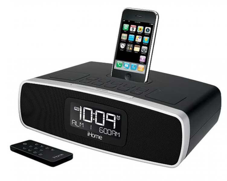 ... of docks clocks and other gear for the iphone and ipod the company has