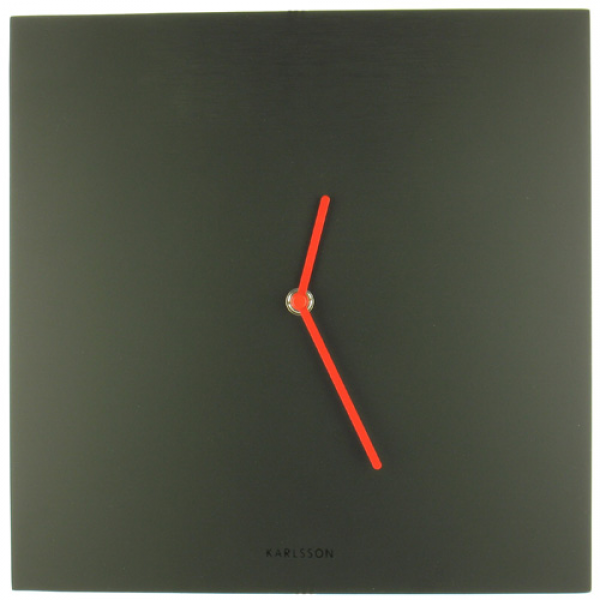 You are here: Home > Chalkboard Wall Clock 35cm