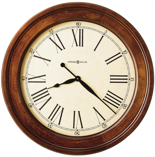 620 Grand Americana Wall Clock by Howard Miller | Wolf Furniture
