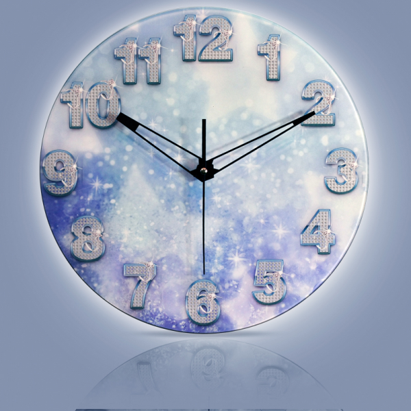 Bedroom Wall Clock Design : Decorative bedroom wall clocks