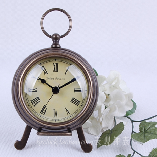 ... -vintage-metal-small-table-clock-mute-clock-quartz-table-clock.jpg